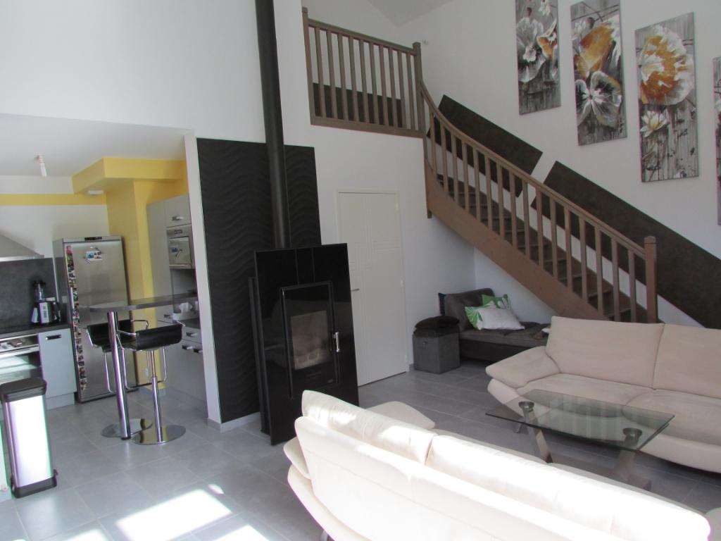 Maison contemporaine Saint Jean de Monts 5 pièces 95 m2