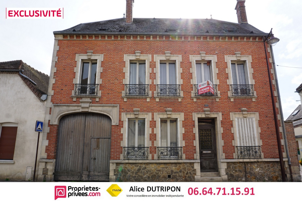 Maison Sezanne 9 pièce(s) 183 m2