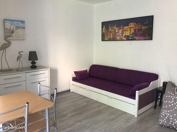 Appartement  1 pièce(s) 28.4 m2