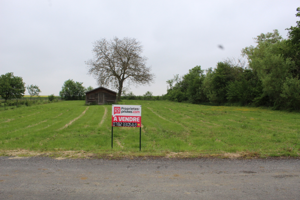 Terrain Buzy Darmont 2360 m2  76 000 euros