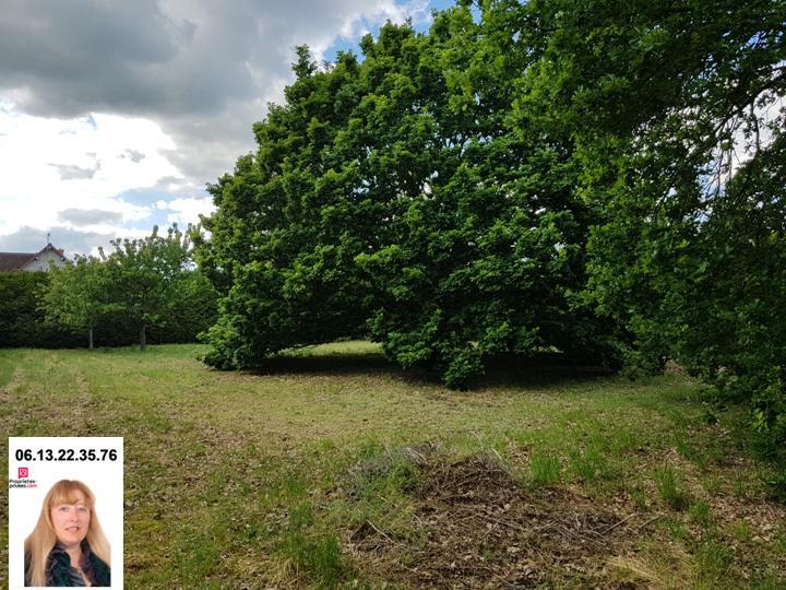 EXCLUSIVITE : TOSNY - Terrain constructible  plat de 2.577 m2 dans  bel environnement Petit Prix :  55.990