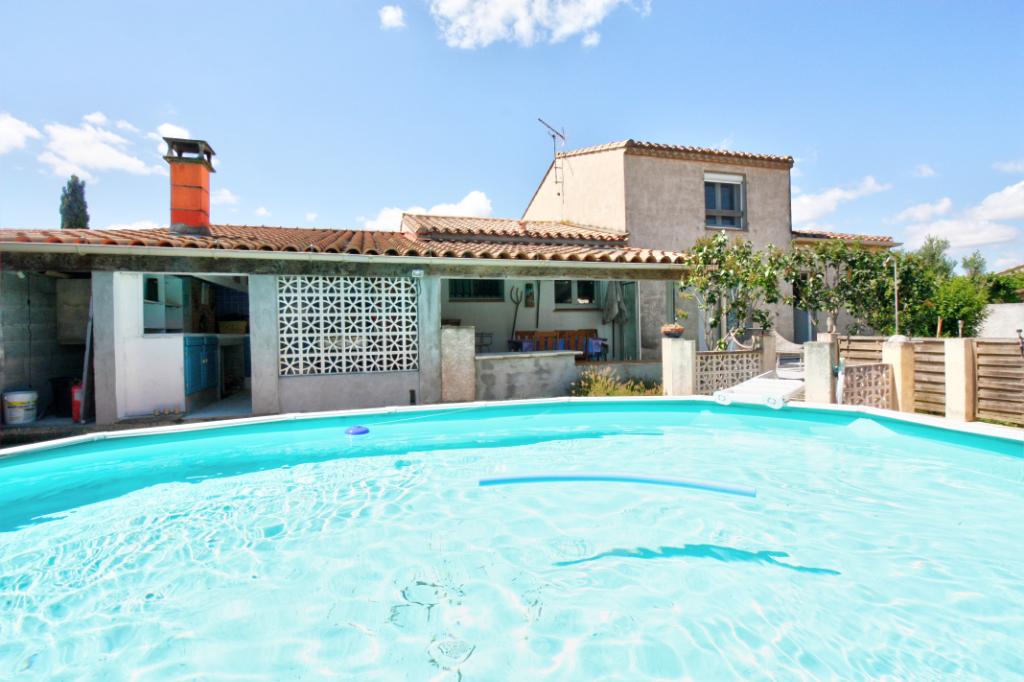 Villa avec piscine Secteur Carcassonne 5 pièce(s) 120 m2