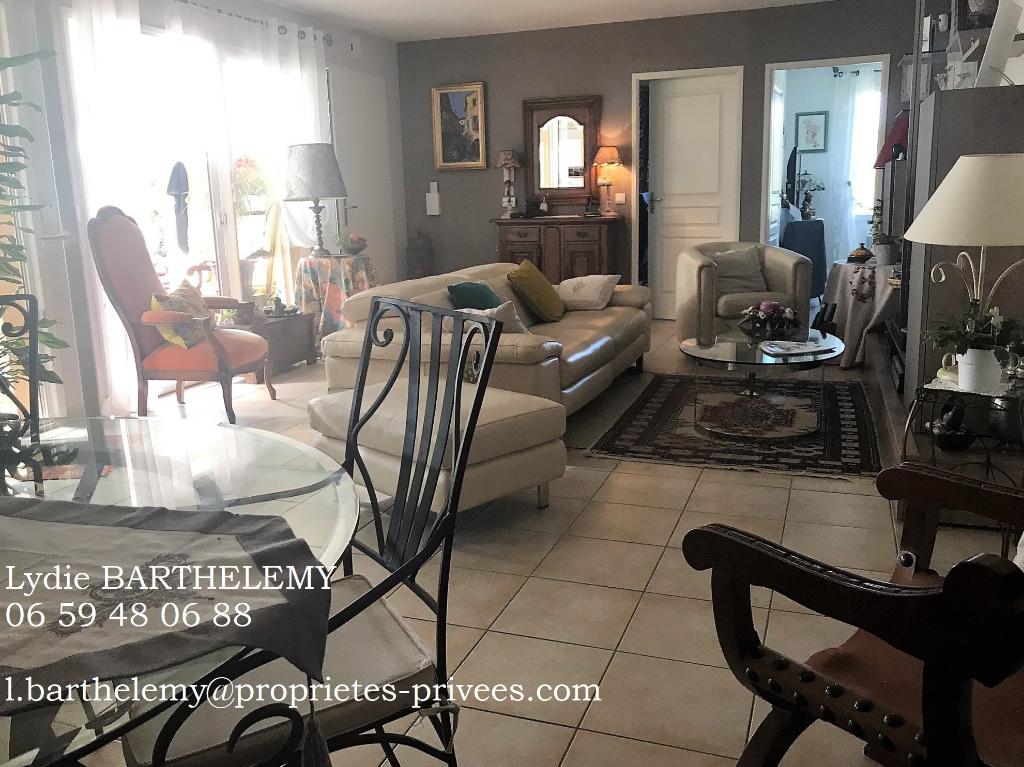 Villa plain pied cosy dans résidence haut de gamme