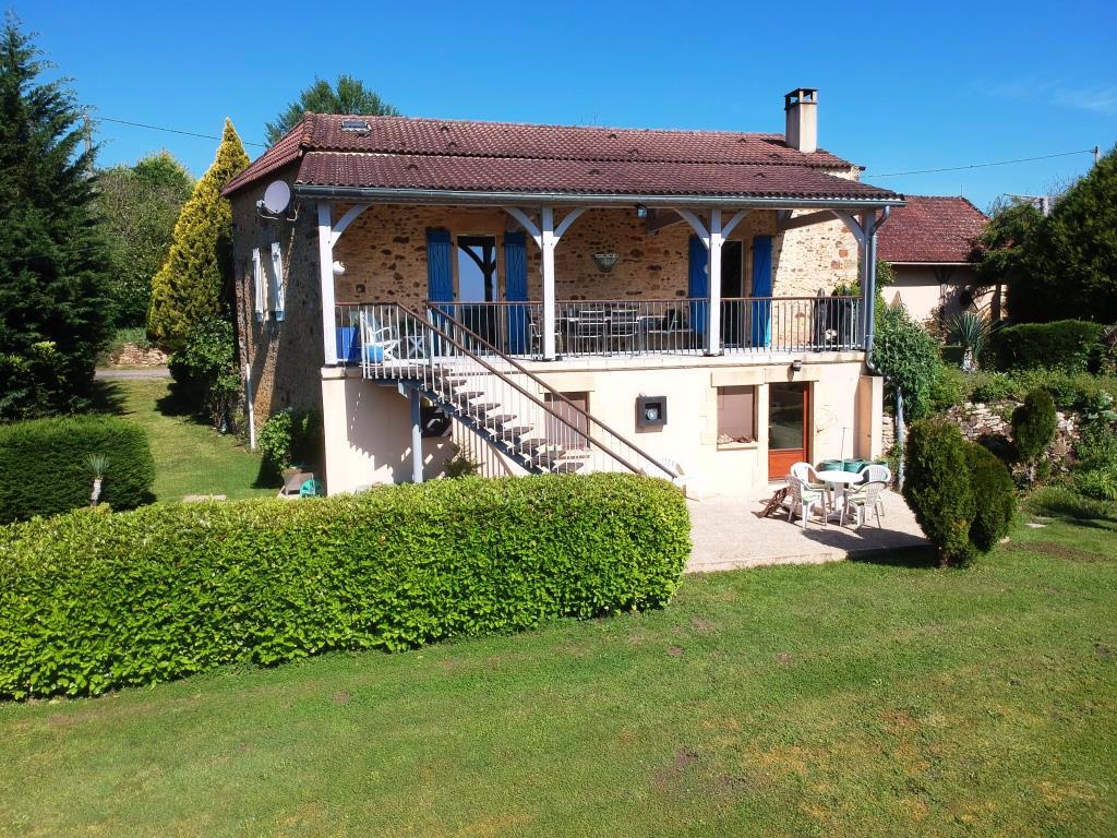 Maison proche de SAINT-LAURENT-LA-VALLEE, 9 pièce(s) 200 m2