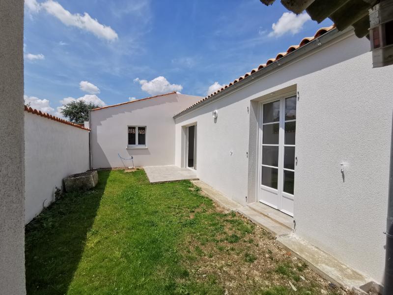 17600 Maison Saujon T4  96 m2 plain pied jardin garage