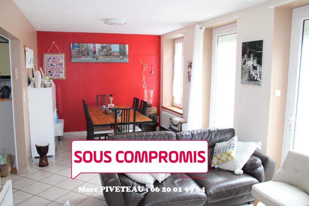 Maison  3 chambres 94 m2