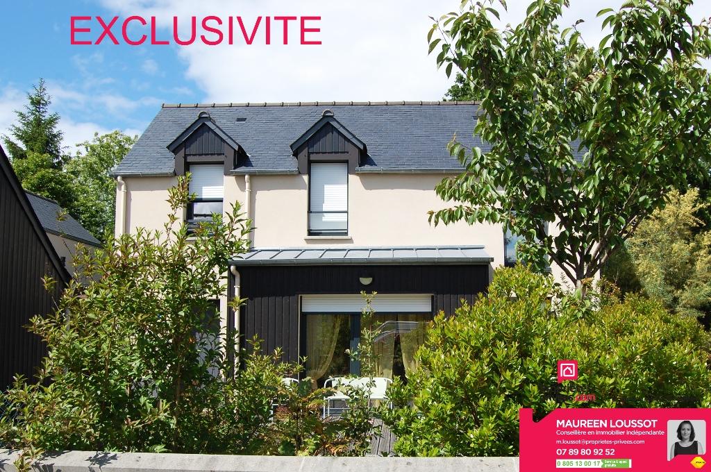 Maison Saint Briac Sur Mer 4 pièce(s) 76 m2