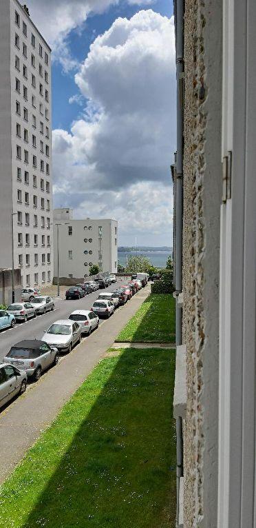 Brest appartement  F3 2 chambres très bien placé avec locataires en place