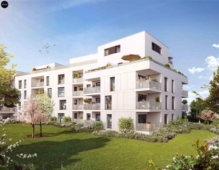 Vente T3 62 m² - RENNES (35000)