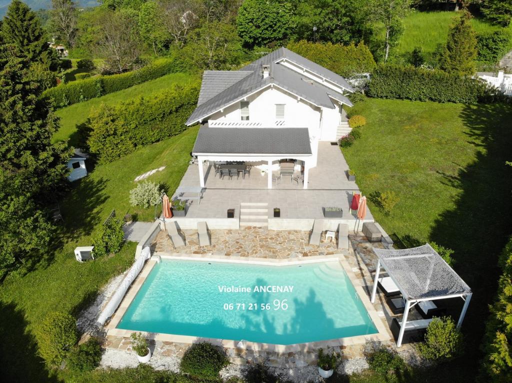 Maison individuelle et familiale à 10 mn DE CHAMBERY !