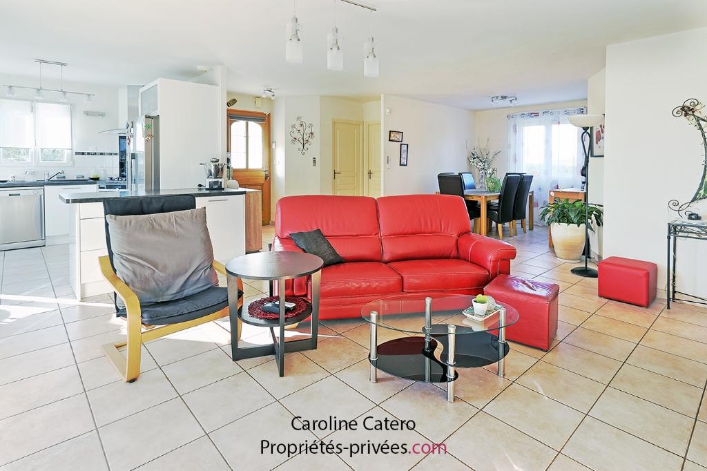 Exclusivité Maison Chauvé 105 m², 2 chambres, bureau, garage