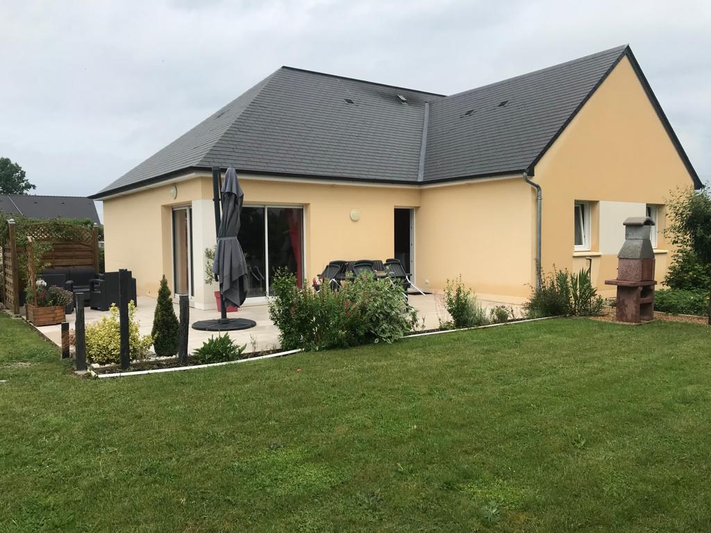 Maison Sable Sur Sarthe 6 pièce(s) 105 m2