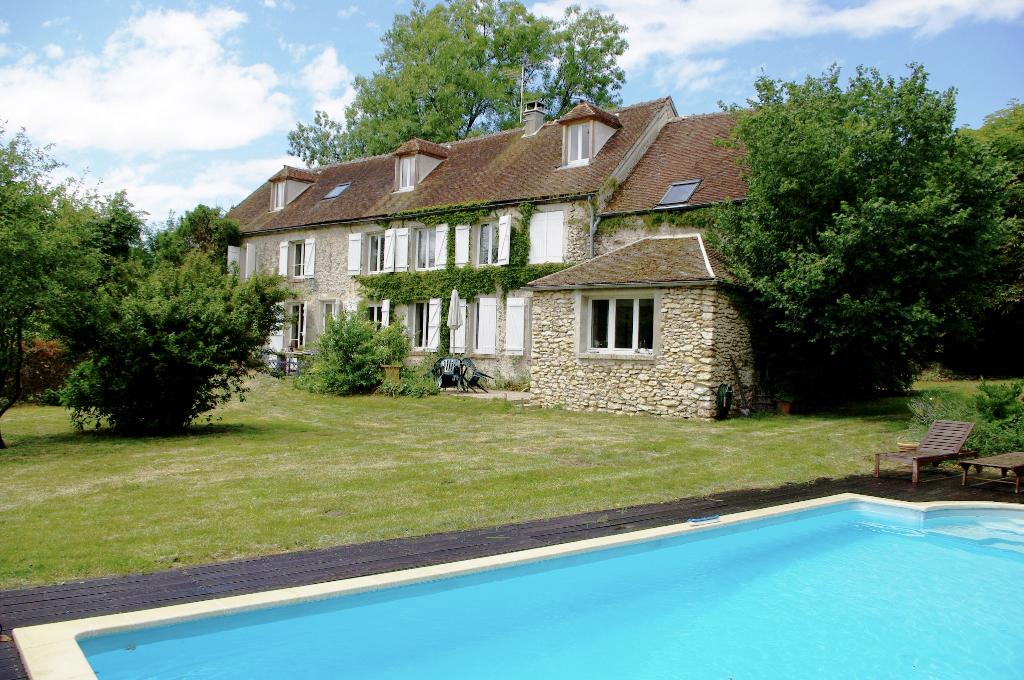 Maison  Briade - La Ferte Gaucher 12 pièce(s) 315 m2
