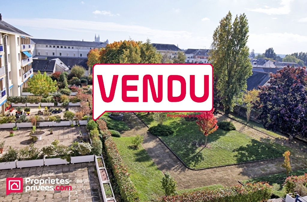 Vente appartement T3 de 58 m² quartier Doutre