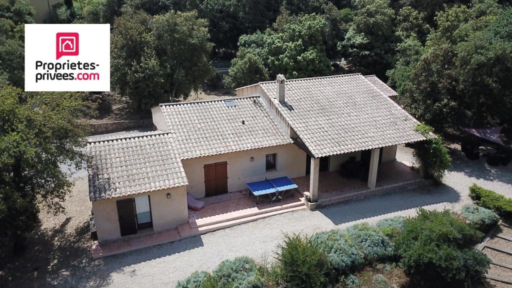 Villa Taradeau 6 pièces 194 m2 sur 5000 m²
