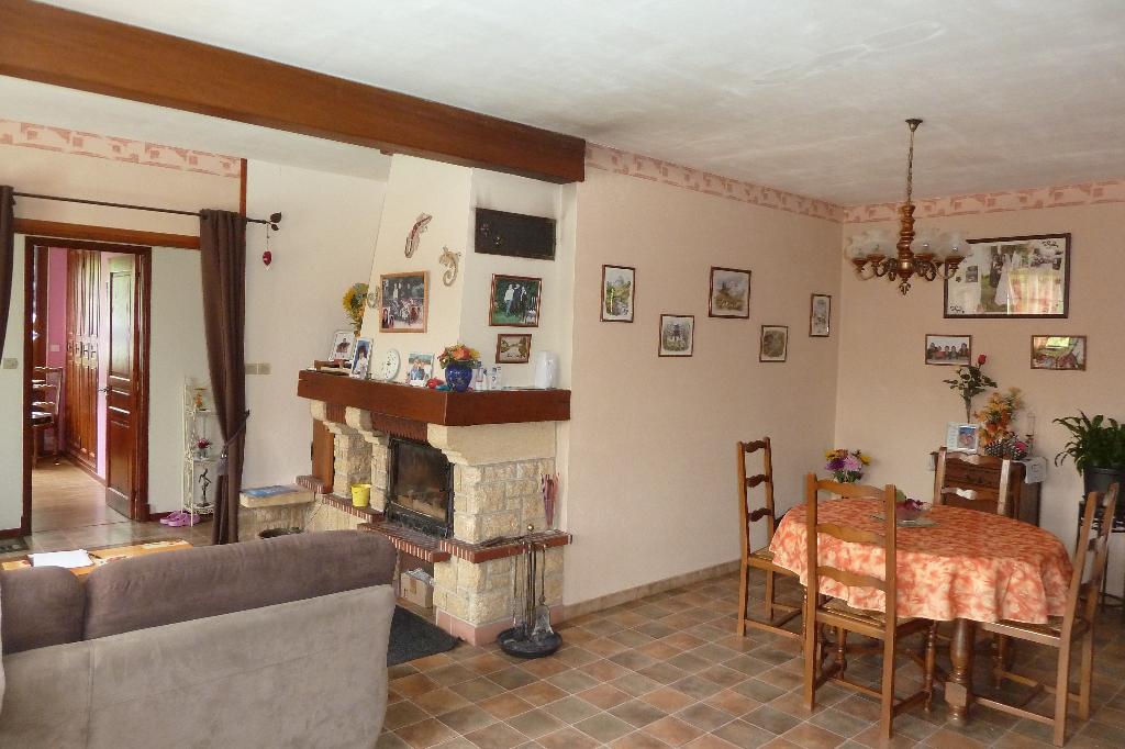 A vendre Maison plain pied sous-sol total et piscine