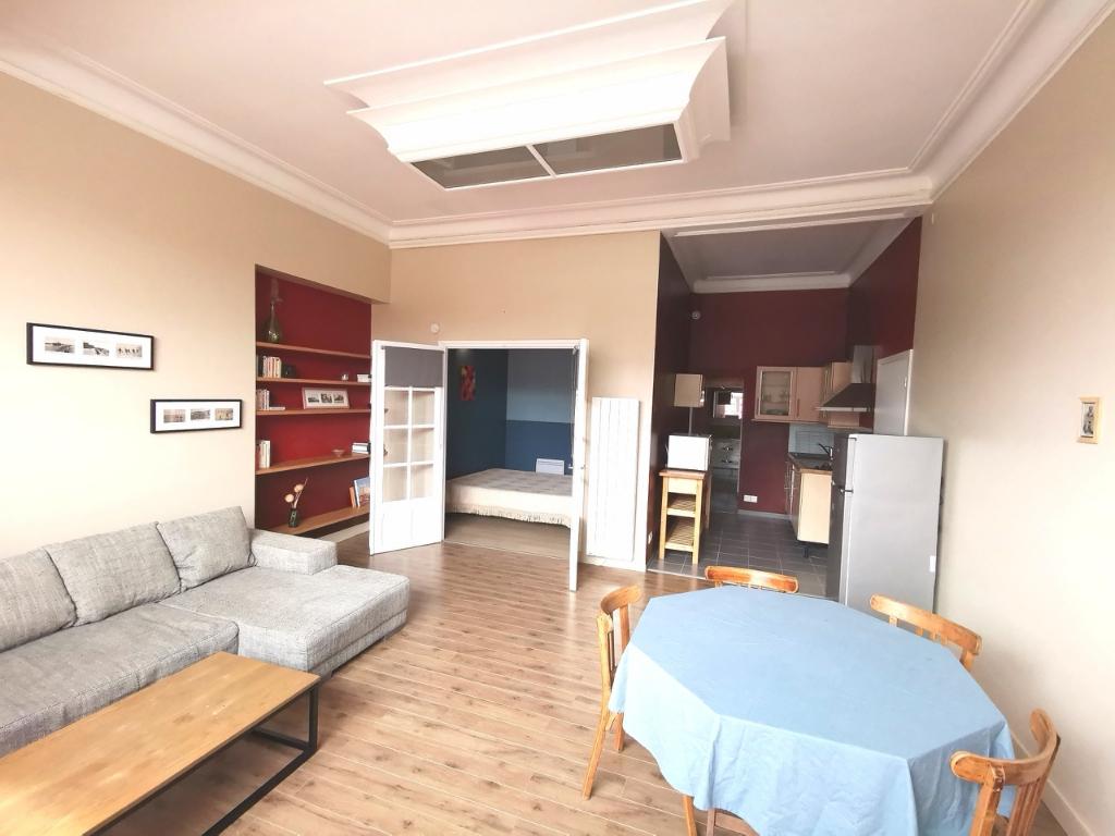 Appartement Wimereux 3 pièces 59.79 m2