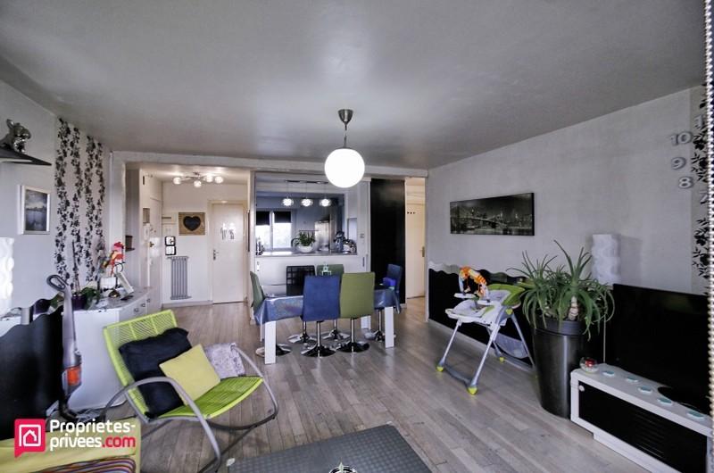 Vente T3 de 73 m² ANGERS (49100)