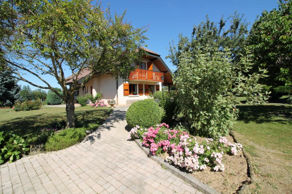 Maison 142 m², 4 Chambres, YVOIRE (74140)