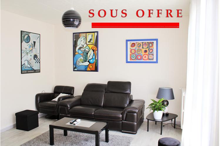 Appartement Saint Nazaire 4 pièce(s) 71,23 m2