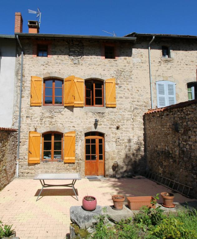 Maison Saint Antheme 5 pièce(s) 91 m2