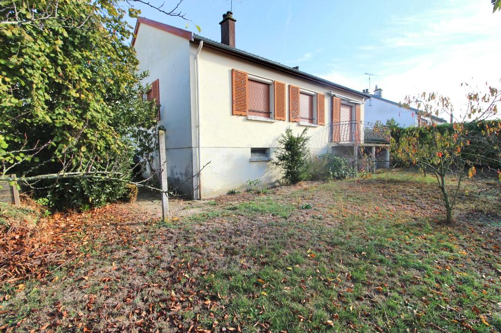Maison à rénover 84m² - 02220 BRAINE