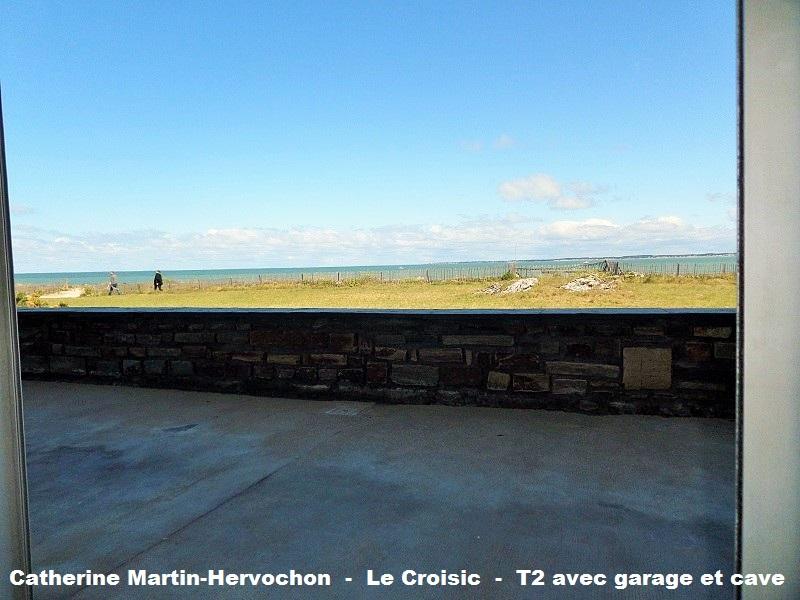 Grande terrasse face mer, Garage et cave