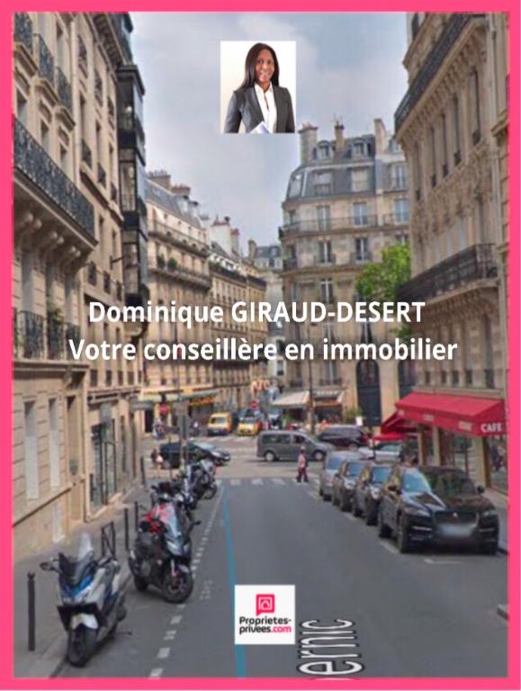 Appartement Paris 16e 2 pièce(s) 39 m2