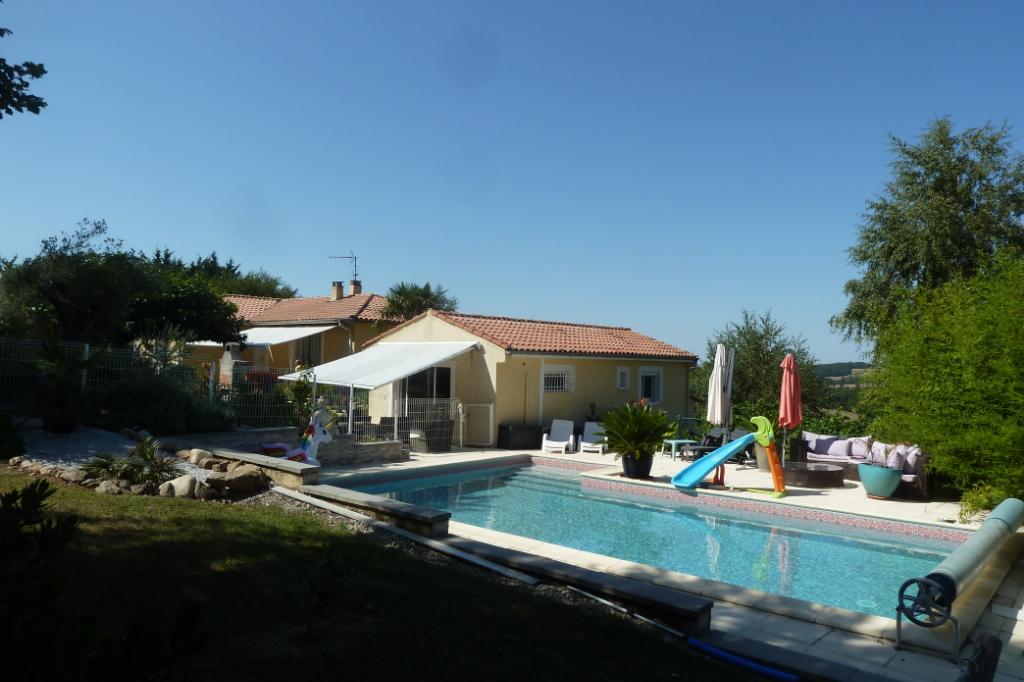 A vendre Villa avec piscine