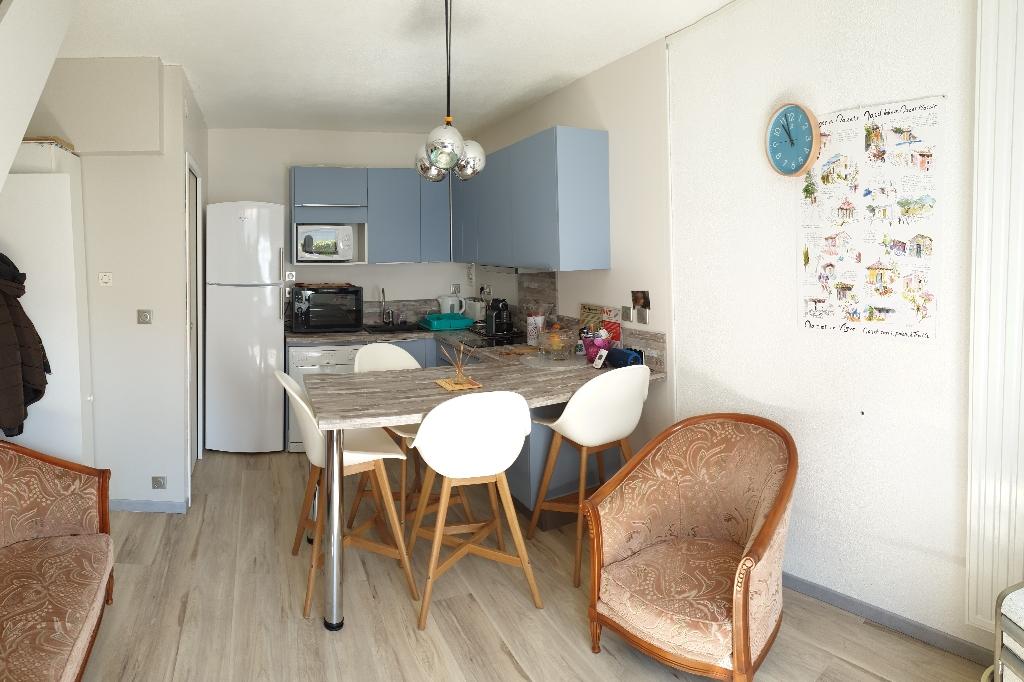 EN EXCLUSIVITE : Courseulles Sur Mer, Appartement en rez de jardin
