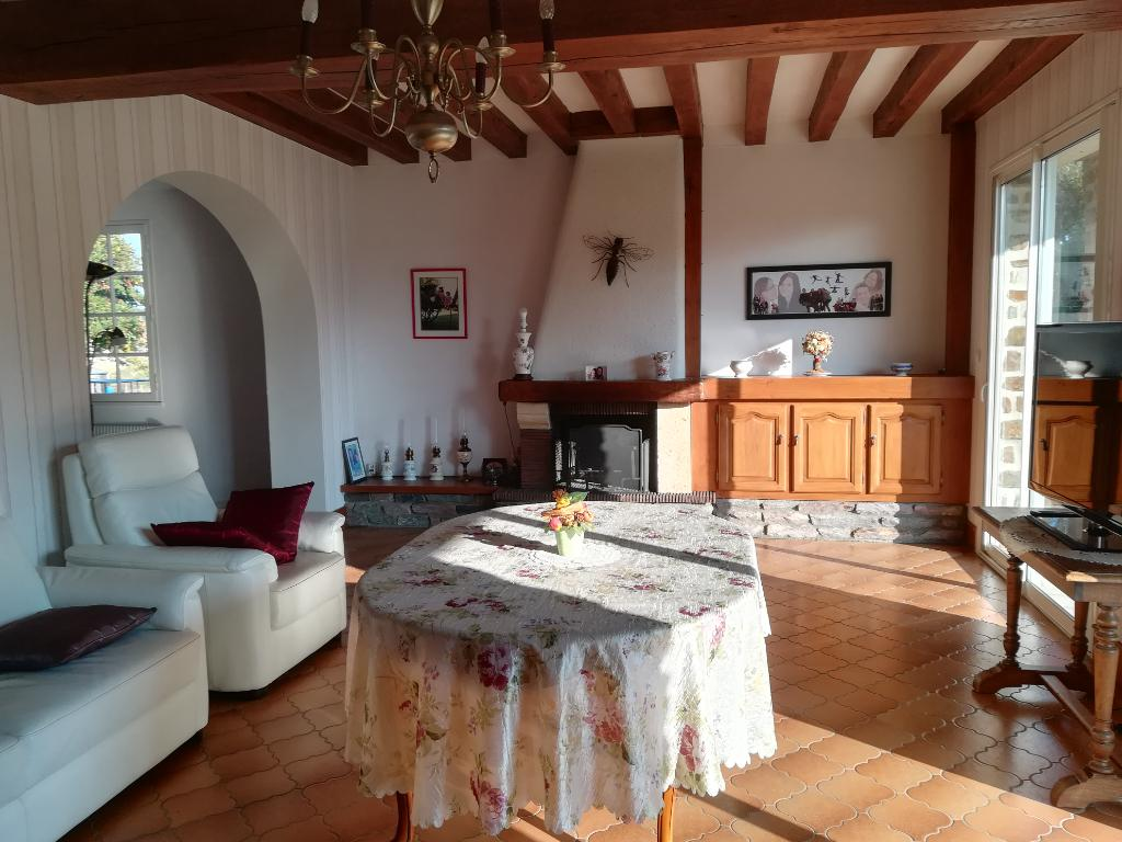 Maison Conflans Sur Anille (72120) 8 pièce(s) 141 m2