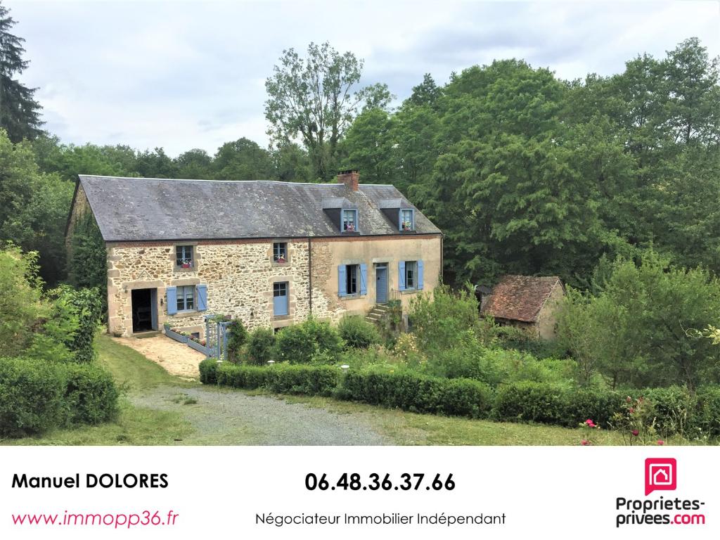 36160 POULIGNY NOTRE DAME - Moulin de charme