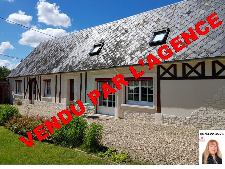 Les Andelys au calme - Maison de120 m2 sur 2.645 m2 de terrain