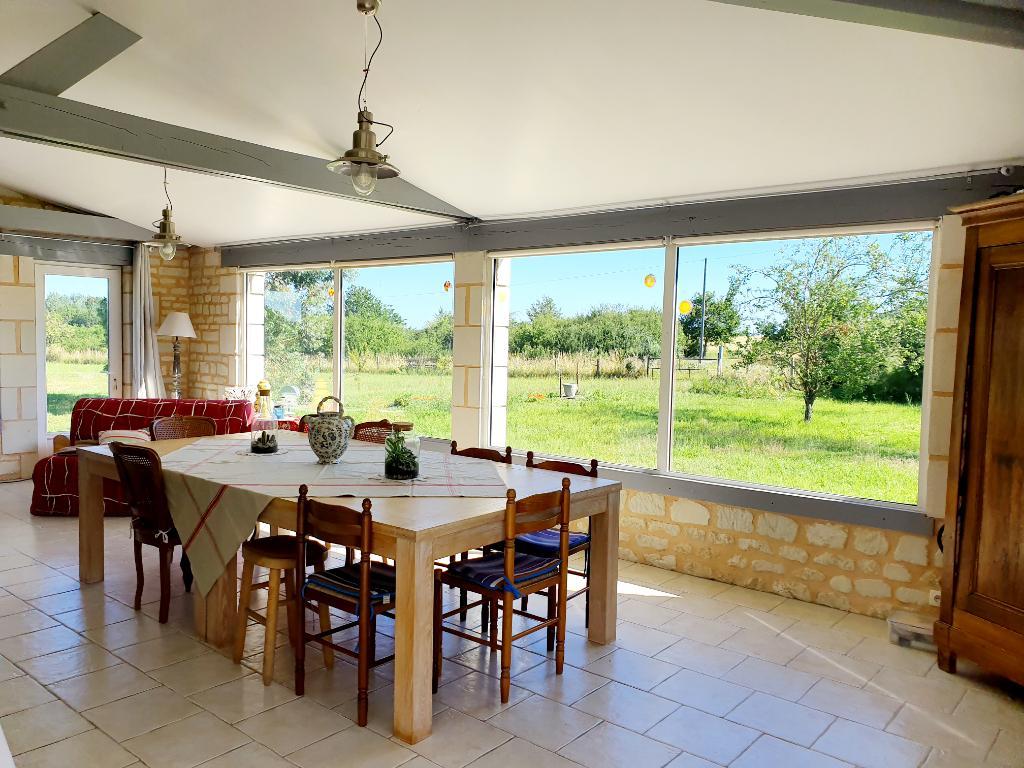 Maison Mirebeau 6 pièce(s) 228 m2