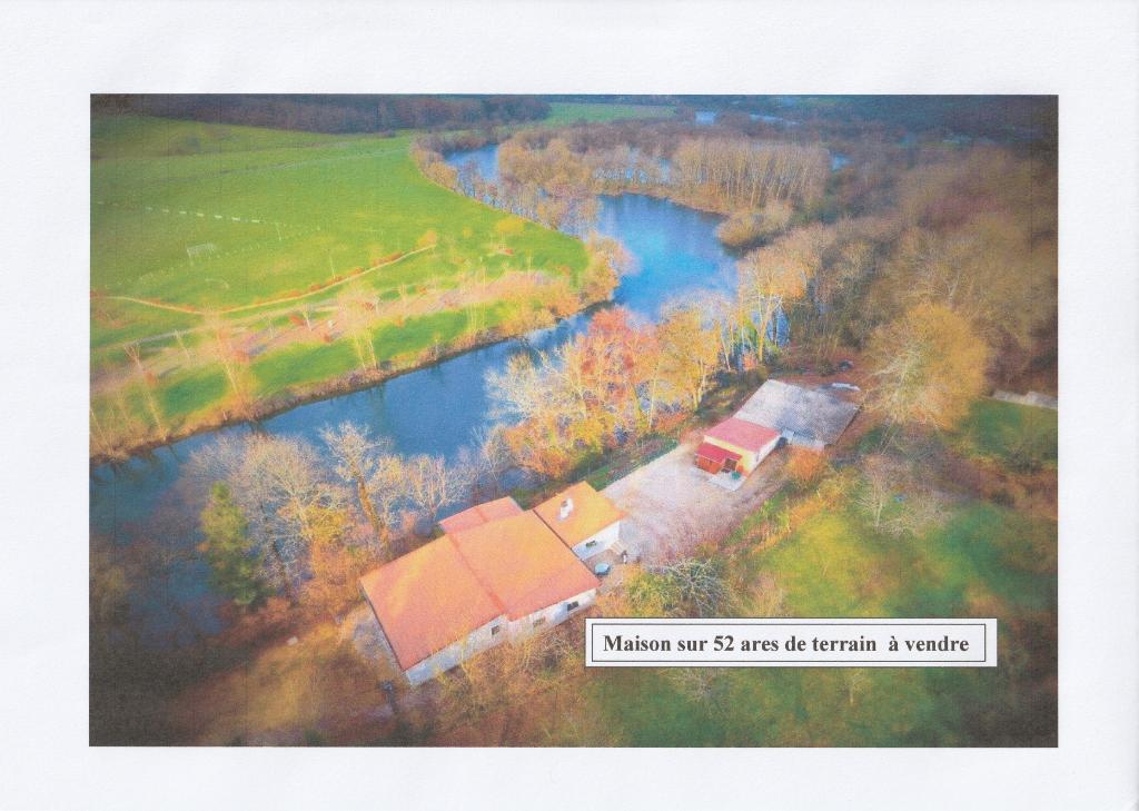 Maison de 150 m2 sur 52 ares de terrain à 20 min de vesoul  221500 euros