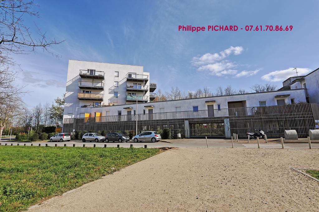 NANTES BEAUJOIRE - APPARTEMENT T3 - 62M² -  2012