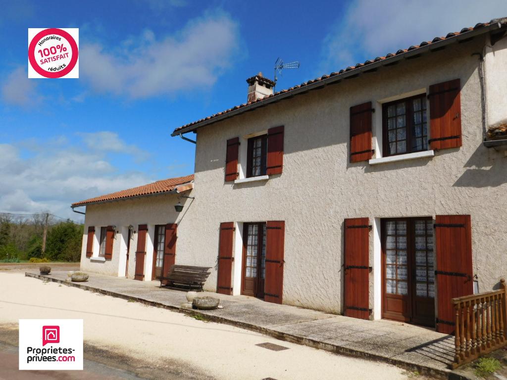 Maison Connezac 5 pièce(s) 179 m2