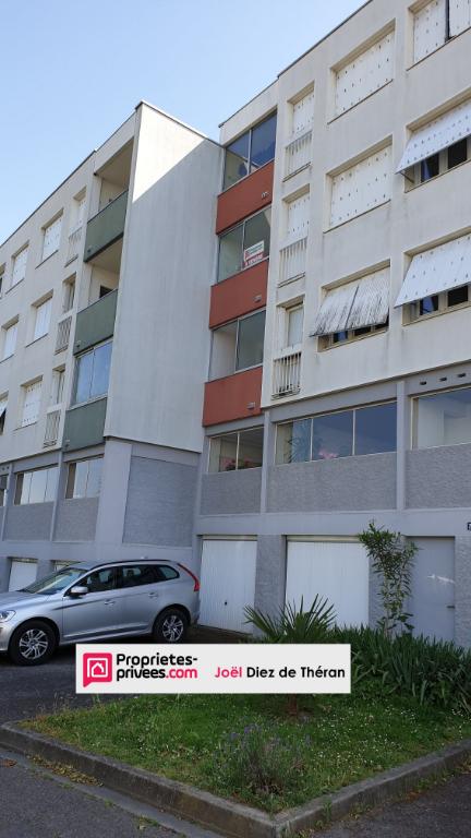 Tlse Rangueil T3  70 m² + garage + cellier