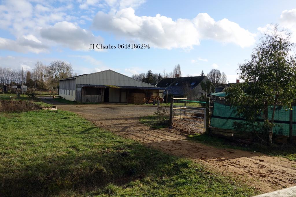 Propriété de   9 pièce(s) 230 m2 et 50000 M² d'herbage
