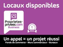Local commercial Pas de porte local  600 m2