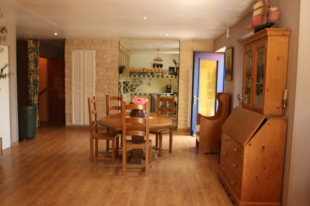 Maison Lithaire 50250 Montsenelle 4 pièces 113 m2 sur 4000m² de terrain