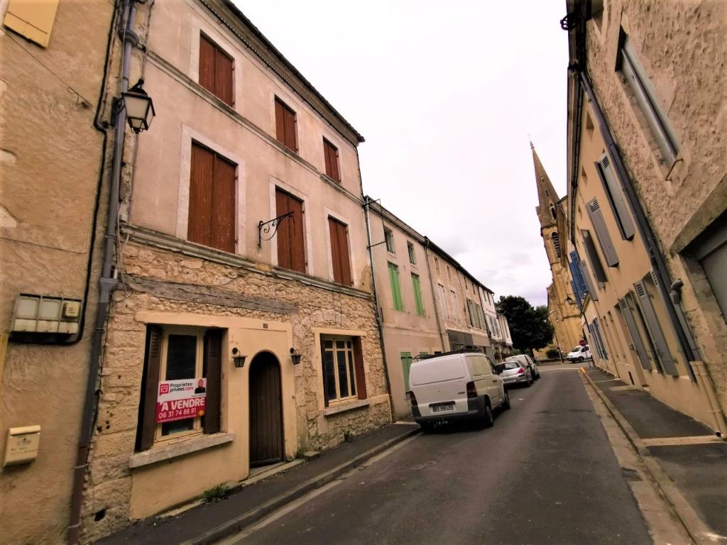 Maison de ville Eymet  (24500)