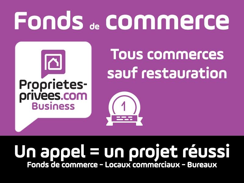 Paris 75017 CESSION AGENCE IMMOBILIERE TOUT COMMERCE SAUF RESTAURATION