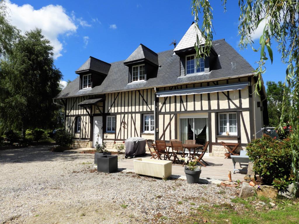 14130 - Maison Normande d'environ 180 m² - 259 980