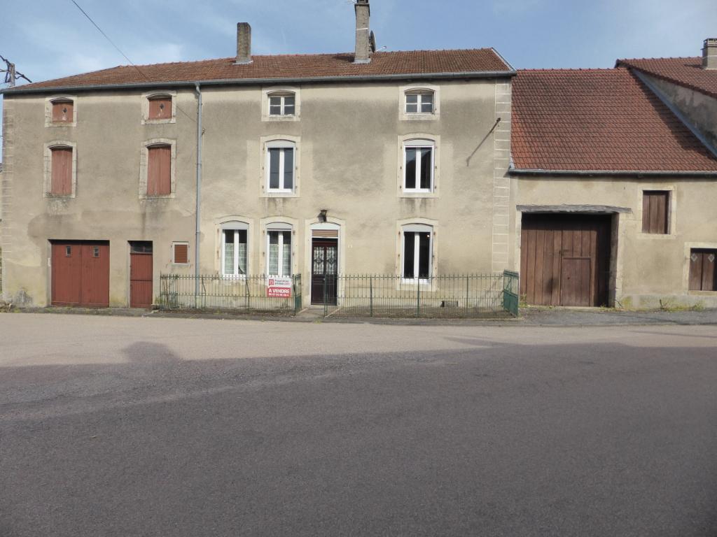 Maison de village Huilliecourt 5 chambres, 164 m2