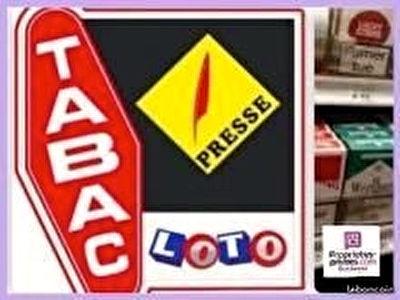 Fonds de commerce, Tabac jeux Presse, village sud ALES
