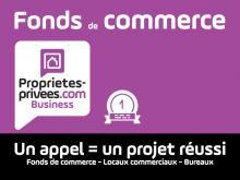 Fonds de commerce Fleurs Saintes 130 m²