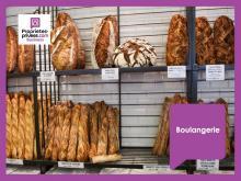 Fonds de commerce Boulangerie  170 m²
