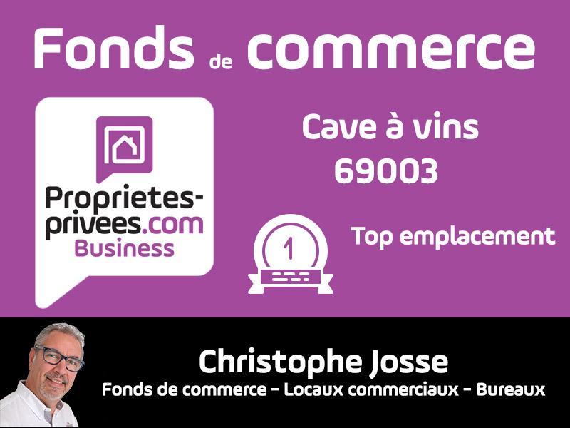 69003 Lyon Cave à vins 112 m2