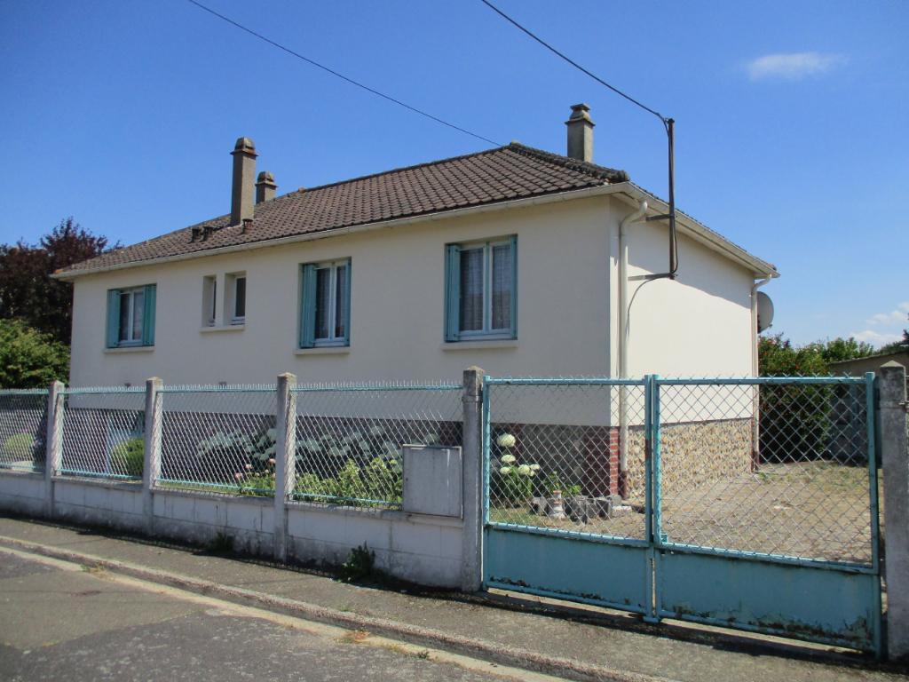 Maison sur sous sol Vernouillet